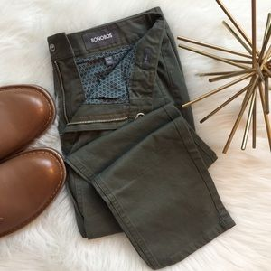 New Bonobos Pants Tailored 28x32 Washed Chinos